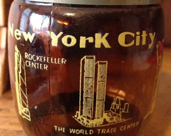 Vintage Siesta Ware Mug of New York City