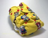 Heros One Size Fitted Diaper
