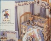 Simplicity Home 9311 UNCUT Pattern Designed by Daisy Kingdom for Complete Nursery Set