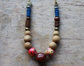 AYSI - Beaded necklace - Lost and Found