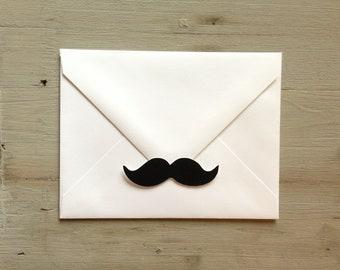 35 Mustache (Little Man) stickers