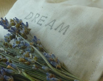 TWO Herbal DREAM Pillows... Pillow Scent or Linen Scent... An Herb Appeal FAVORITE