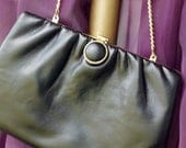 Vintage Black Purse or Clutch