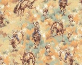 Rawhide rodeo......... fabric BTY