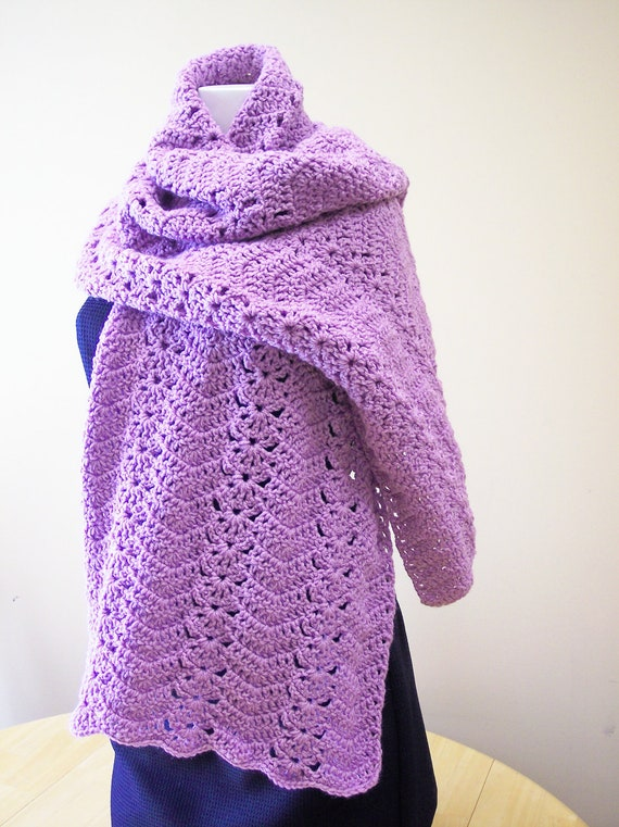 Crochet Prayer Shawl By Hendersonmemories On Etsy