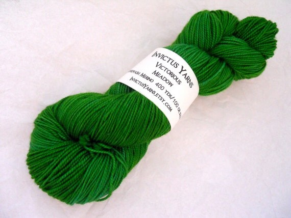 Victorious 100% SW Merino Fingering Weight