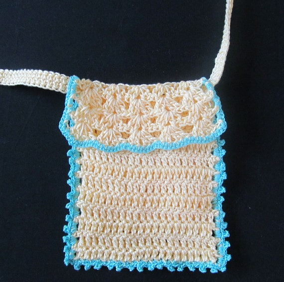 Crochet Cell Phone Purse