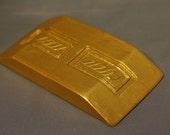 Ferengi Gold latinum brick from star trek DS9