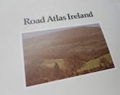 Map - Road Atlas of Ireland - Craft Supplies