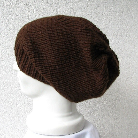 RESERVED FOR OLOMANA - simple slouchy beanie hat