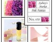 Pink Panties -Fragrance Oil Roll-On