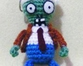 Crochet Zombie on Christmas - Finish Doll