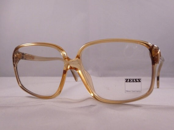 1980s Zeiss Women genuine Vintage Eyeglasses DeadStock