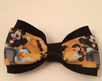 Mickey's Not so Scary Halloween Bow