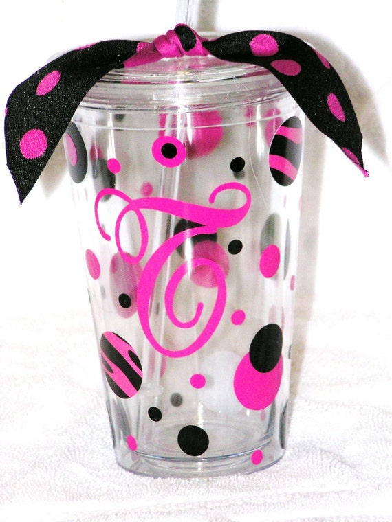 Items Similar To Personalized Custom Acrylic Tumbler Cup W