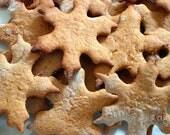 Pepperkaker (Swedish gingerbread)