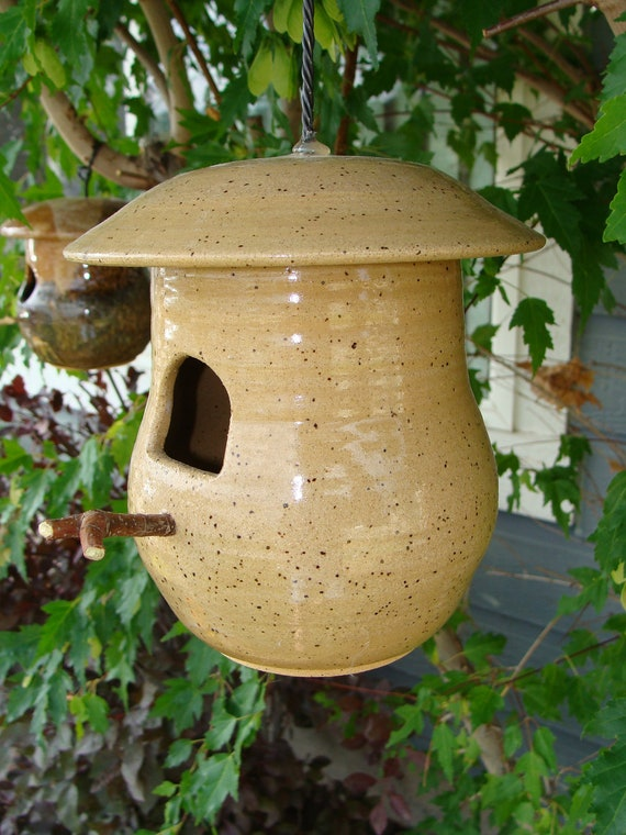 Spotted Birdhouse