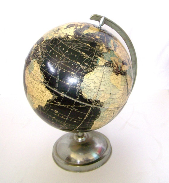 The world goes round