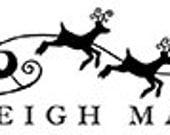 Sleigh Mail - UM Rubber Stamp