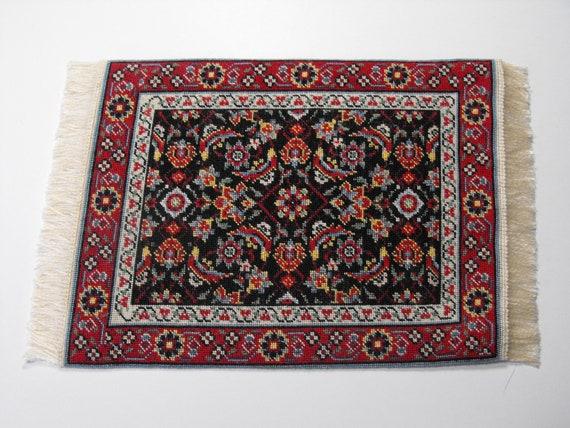 Oriental Rug Kit 1:12 scale, Persian (mid 19th Century)