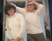 Ladies Knitted Jumper Patterns