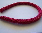 Cherry Red Ribbon Headband