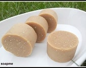 Handmade Goat's milk, oats and honey soap (UNSCENTED)