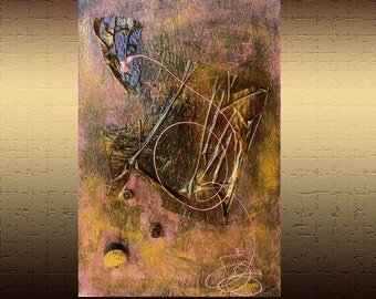 Art For Charity - Abstract Expressions Modern Art Paintings - OMG