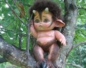 1/2 PRICE HOLIDAY SALE: Baby Satyr