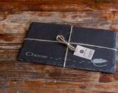 Welsh Slate Cheese Board 'Cheese'