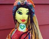 Guanyin - Chinese Buddhist Goddess of Compassion and Forgiveness