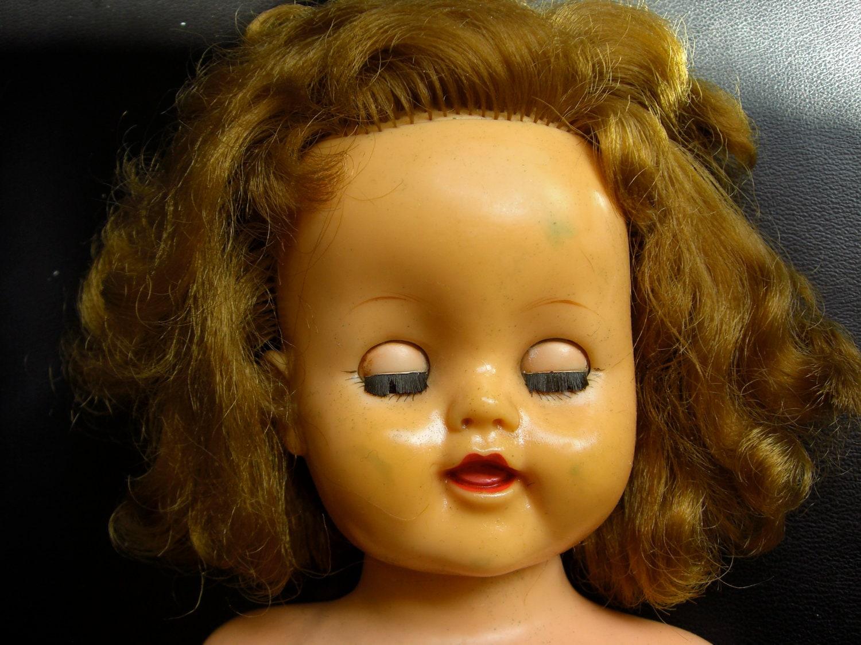 Vintage Ideal Doll 95