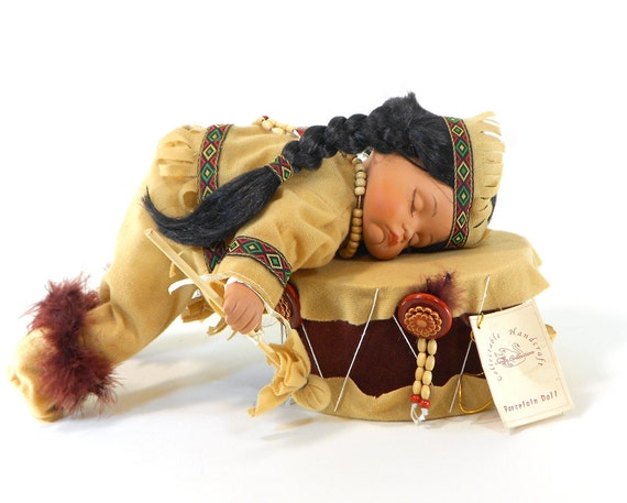 Native American / Indian Doll