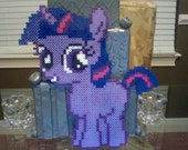 My Little Pony Huge Perler Filly Twilight Sparkle