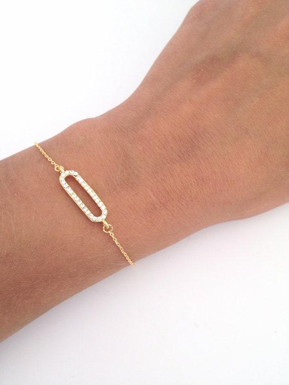 Minimalist bracelet - Delicate everyday jewelry