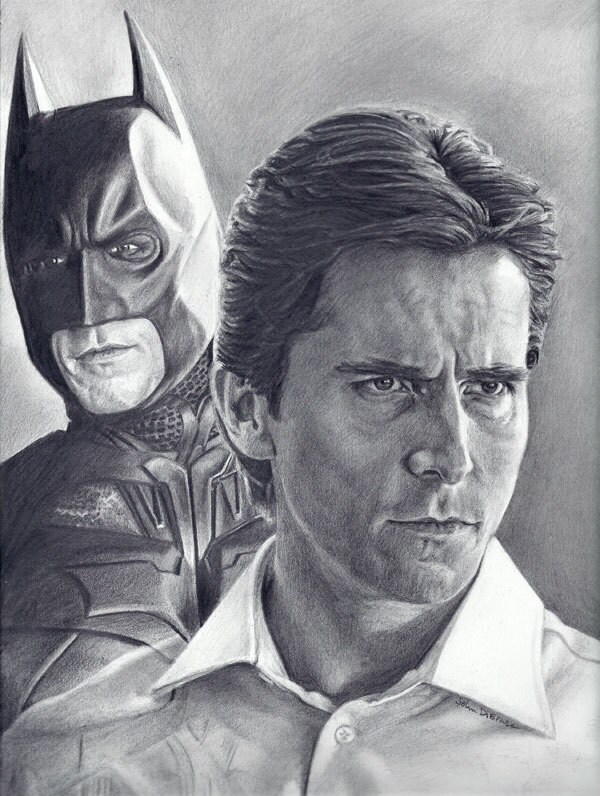 bruce wayne is irreplaceable as batman essay Character: bruce wayne/batman appeared in: countless comics since 1939, various movie and tv incarnations personal best: batman begins character history: we all know the story of batman.
