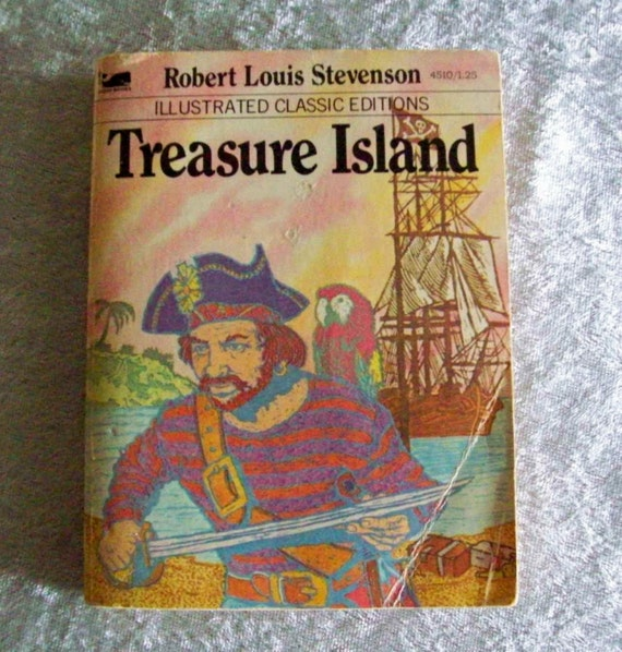 treasure island book review It's a classic high seas adventure, full of nasty pirates, a few good men, a spunky, loyal boy, and a hunt for a buried treasure in fact, it's a bit surprising how many of the stereotypes of pirates and pirate adventures spring from this book.
