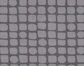 Snakeskin in  Gray- Backyard Baby - Michael Miller Fabric
