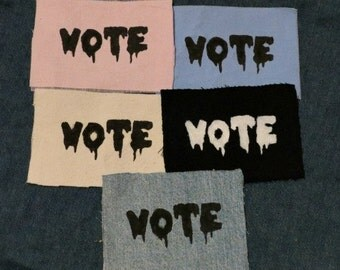 VOTE Patches
