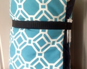 Teal Perfect Picnic Blanket NEW 54 x 72