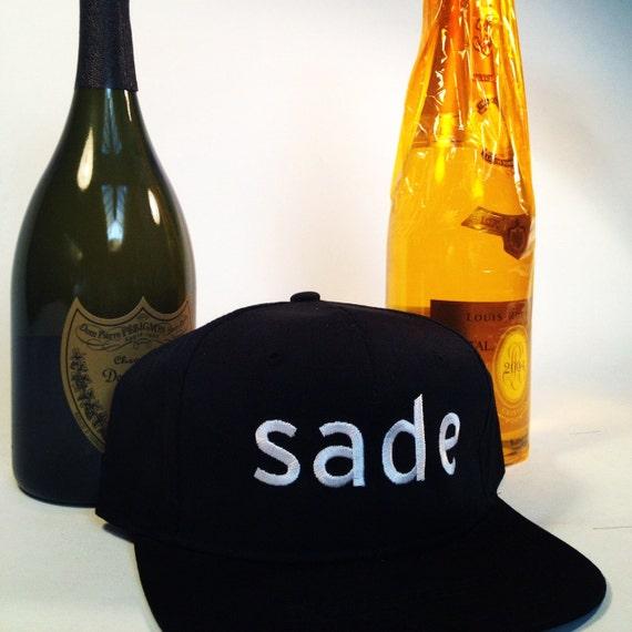 Sade Snapback Lovers Rock Live Deadstock