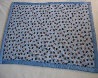 Choo Choo Baby Quilt