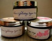 6 different Samples Chelsea's Exfoliating Sugar Soap