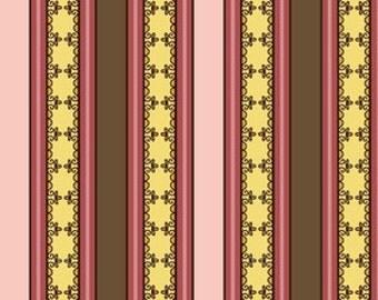 Riley Blake Fabric by the yard - Fiona -  C2676 Pink