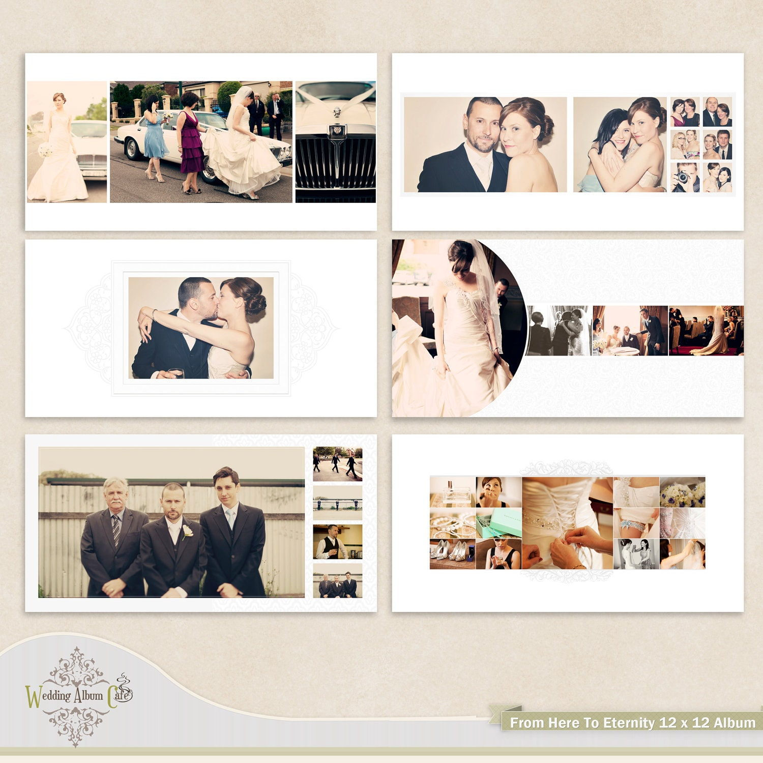 Wedding photo albums - deals on 1001 Blocks