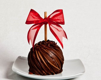 Death By Chocolate Caramel Apple
