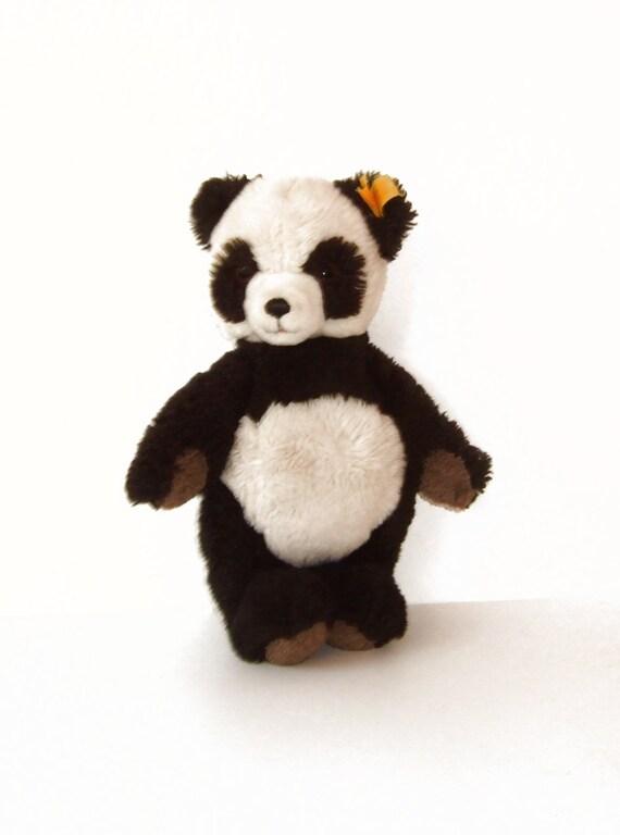 Steiff Panda Petsy