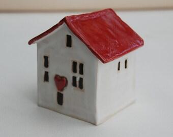 Home Sweet Home Ceramic House