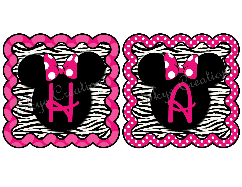 Custom Made Minnie Mouse Invitations for good invitation ideas
