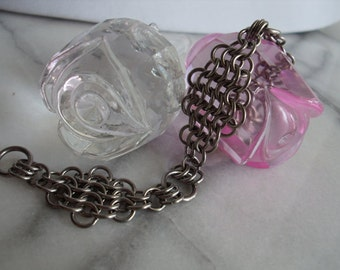 Diamond Darts Chainmaille Bracelet